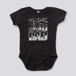 Lineman And His Dad T Shirt Body Suit