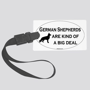 BigDeal_GSD Large Luggage Tag