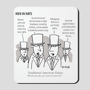 MEN_American Values Mousepad