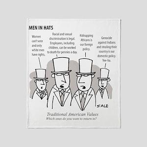 MEN_American Values Throw Blanket