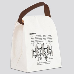 MEN_American Values Canvas Lunch Bag