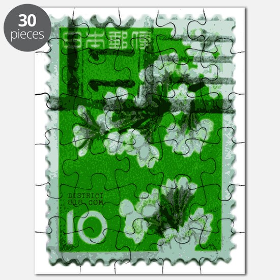 flower_green Puzzle