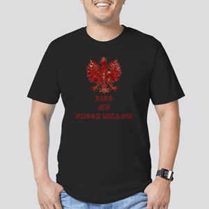 Dyngus Day Willow Men's Fitted T-Shirt (dark)