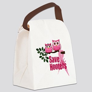 save the hooters 2 copy Canvas Lunch Bag