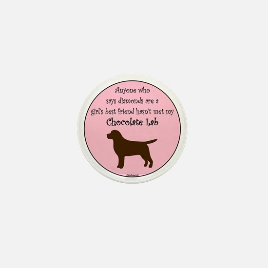 GBF_Lab_Chocolate Mini Button