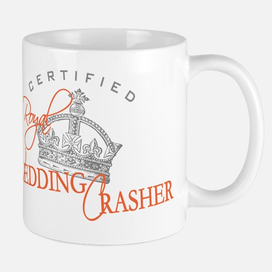 Royal Wedding 3A Mug