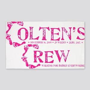 COLTENS CREW_PINK 3'x5' Area Rug