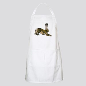 Hare (brown) BBQ Apron