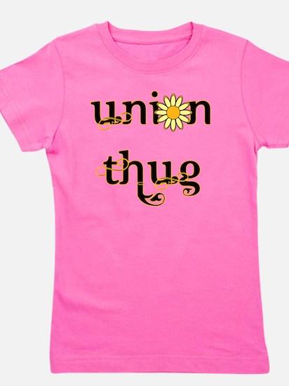 Daisy thug Girl's Tee