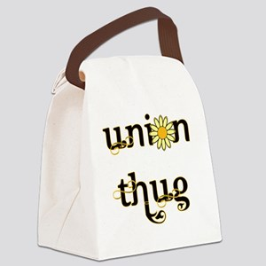 Daisy thug Canvas Lunch Bag