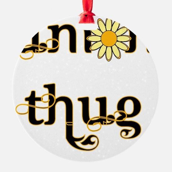 Daisy thug Ornament