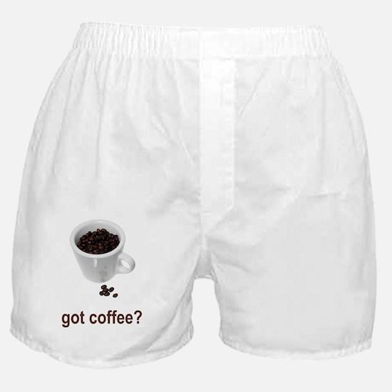 got coffee1 Boxer Shorts