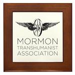 Transfigurism Framed Tile