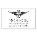 Transfigurism Rectangle Sticker