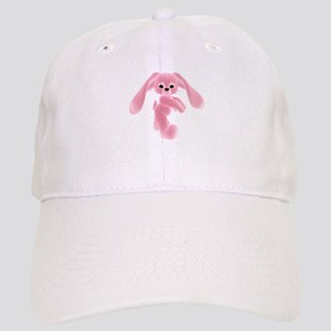 Pink Bunny - Baby Steps Cap
