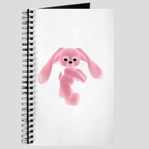 Pink Bunny - Baby Steps Journal