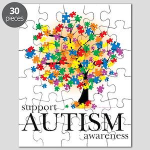 Autism-Tree Puzzle