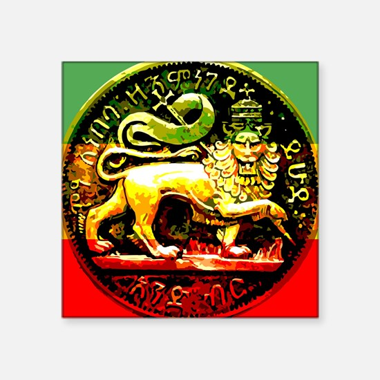 Jah Rastafari Lionsticker