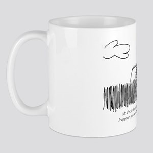 Road_Less_Traveled_GPS Mug