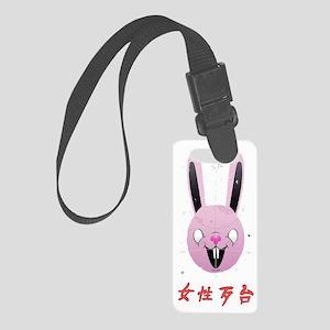 sucker-punch-bunny-mecha-back Small Luggage Tag