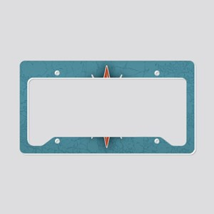 compass-3-OV License Plate Holder