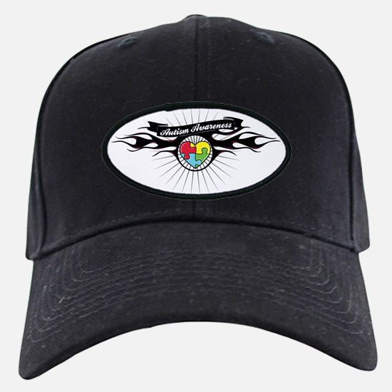 autism-aware-2 Baseball Hat