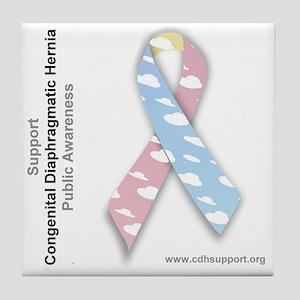 cdhribbon Tile Coaster