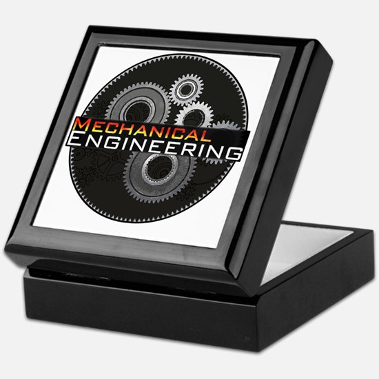 Mechanical Engineering Keepsake Box