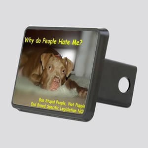 Truffle BSL Rectangular Hitch Cover