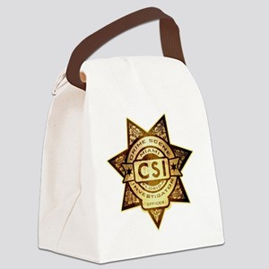 Badge.MIAMI Canvas Lunch Bag
