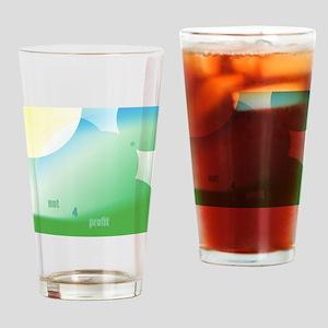 Not 4 Profit Drinking Glass