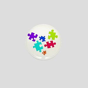 autistic_12 Mini Button