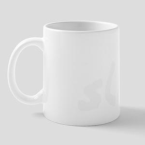 sk8 white copy Mug