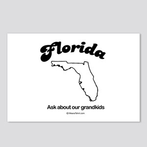 florida - ask about our grandkids Postcards (Packa