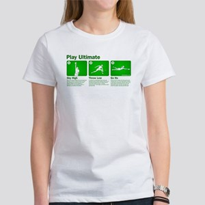 Play Ultimate Women's T-Shirt