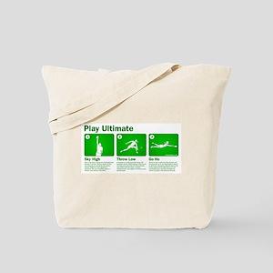 Play Ultimate Tote Bag