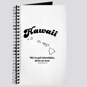 Hawaii -we've got interstates Journal