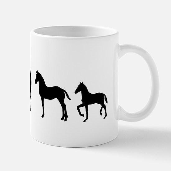 FresianFamily4 Mug