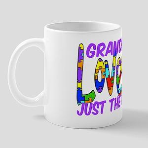 GmaLovesAutism Mug