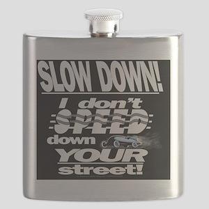 please dont speed bann Flask