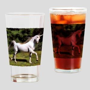 UnicornReal Drinking Glass