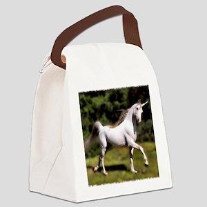 UnicornReal Canvas Lunch Bag