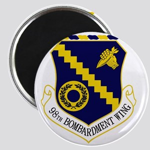 98th Bomb Wing Magnet