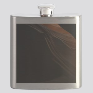 Dark and Light in Antelope Canyon Flask