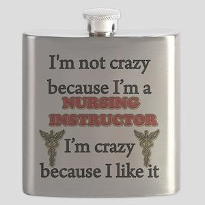 Im Not Crazy - Nurse INST. Flask