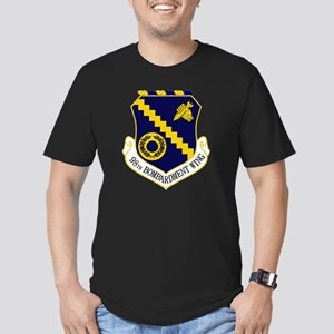 98th Bomb Wing Men's Fitted T-Shirt (dark)