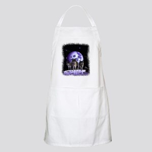 Wolf pack on Moon Apron