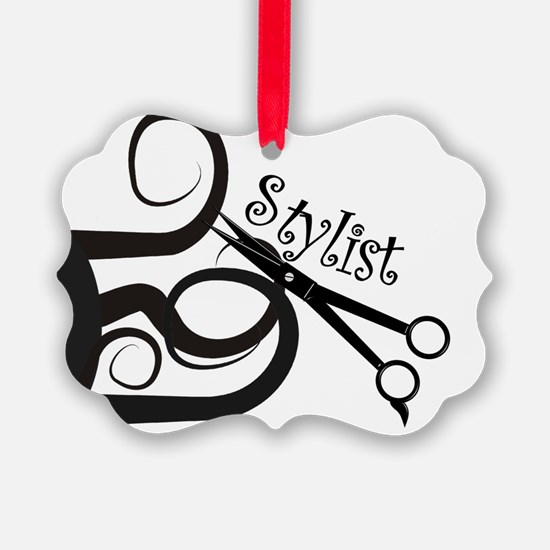 Stylist Complete Ornament