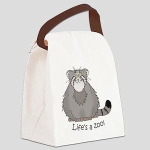 PallasCat2Light Canvas Lunch Bag