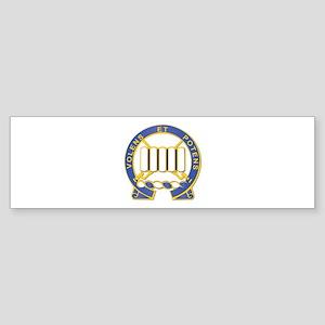 DUI - 2nd Battalion - 7th Infantry Regiment Sticke